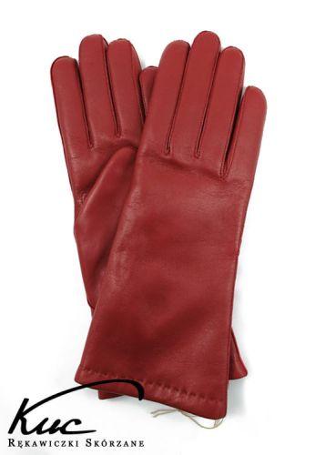 d0596dbcc0c3a Eleganckie czerwone rękawiczki skórzane damskie - Sklep internetowy ...